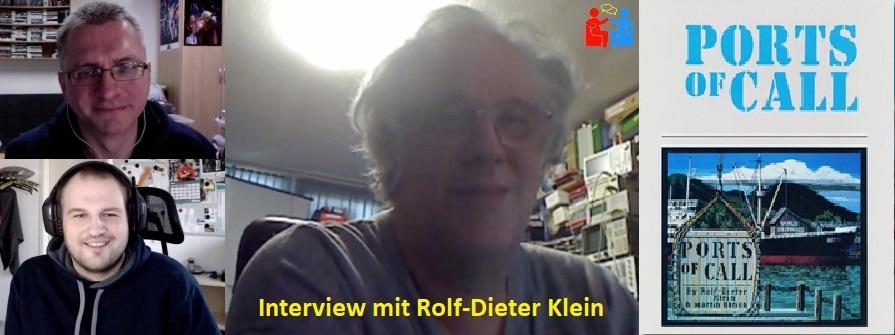 Interview Rolf-Dieter Klein